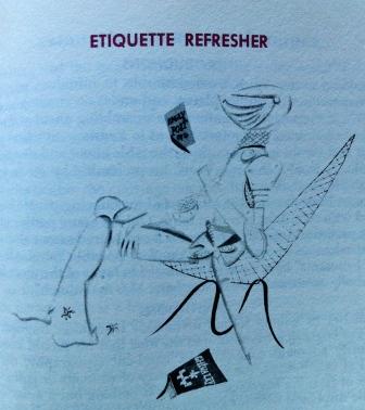 Etiquette Refresher