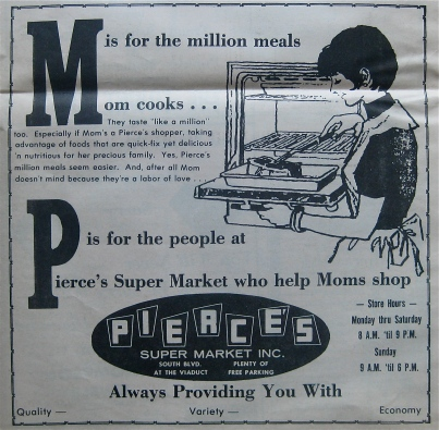 Pierce's