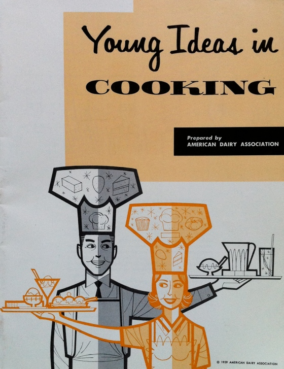 Young Ideas in Cooking cover