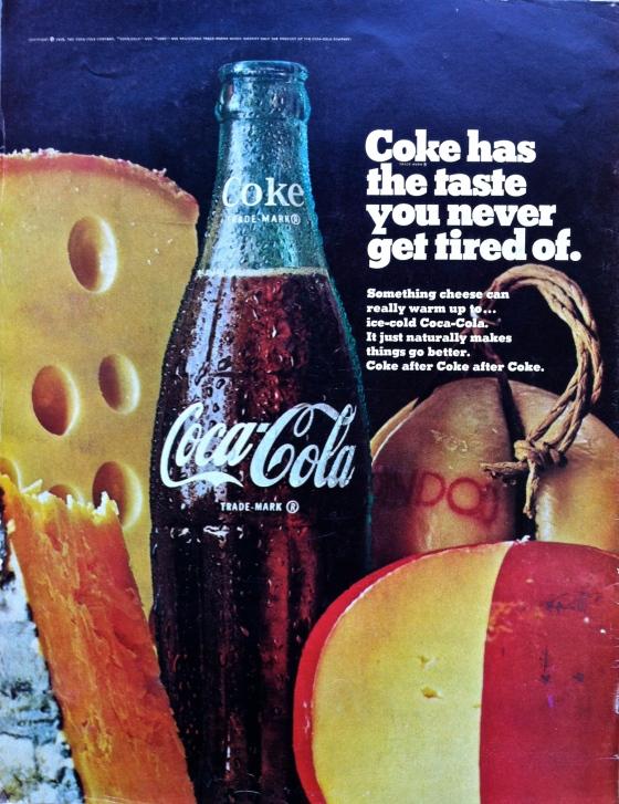Coca Cola, Feb 1968